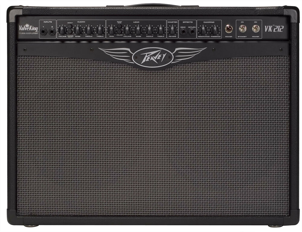 EPIC DEAL! Peavey Valveking II Heads and a 4x12 …