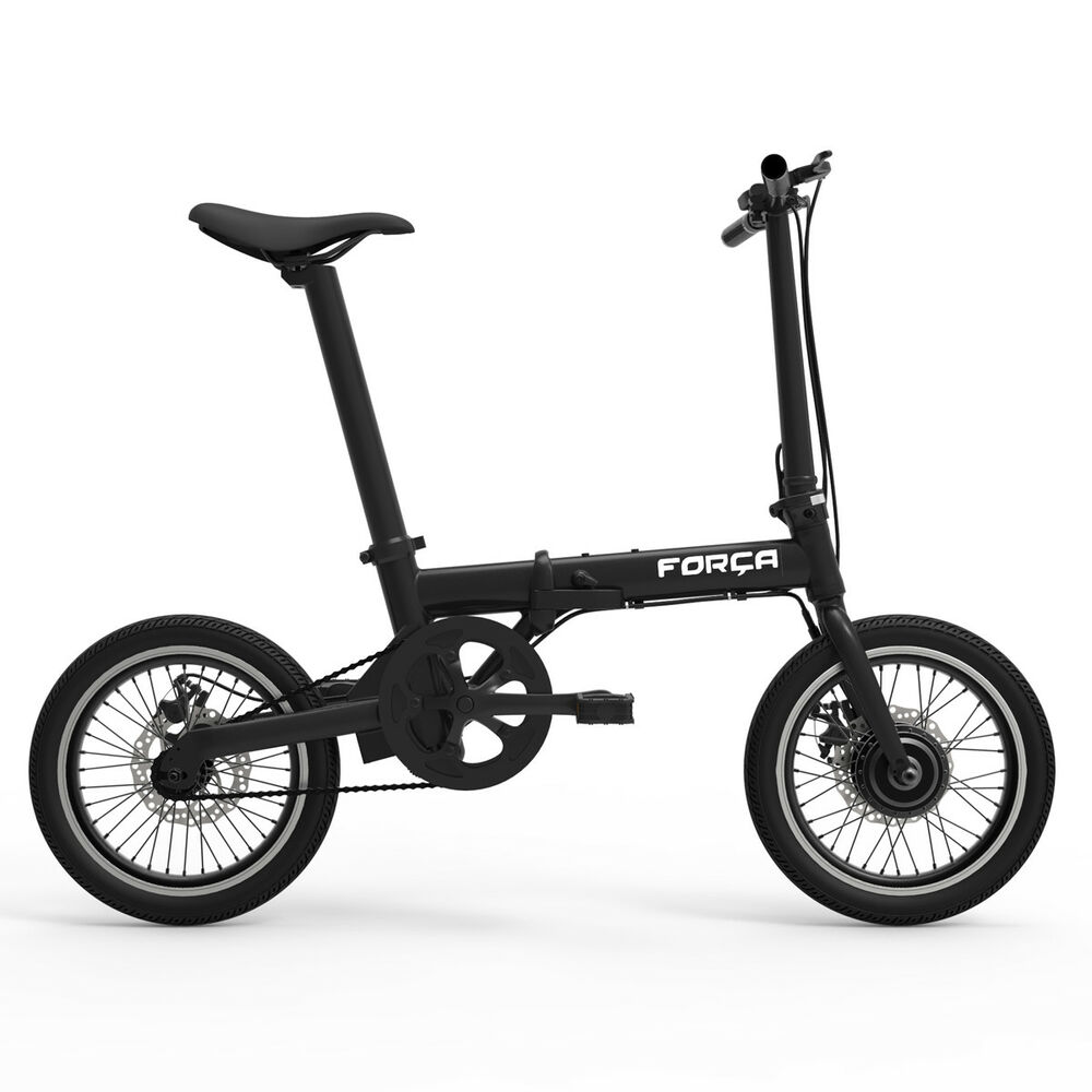 forca e bike folibike 16 faltfahrrad ebike klappfahrrad klapprad elektrofahrrad ebay. Black Bedroom Furniture Sets. Home Design Ideas