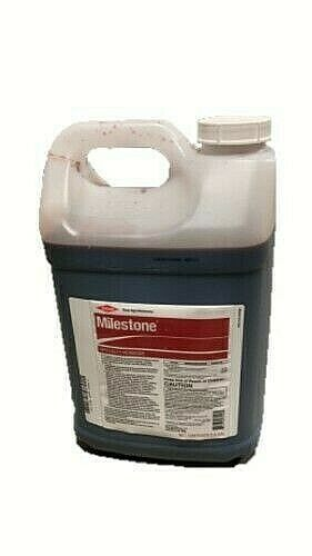 Milestone Herbicide 25 Gallons Aminopyralid 406 By Dow