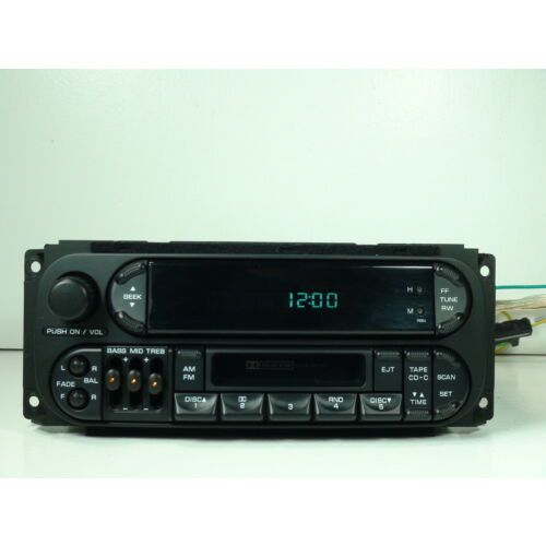 chrysler-dodge-19982002-cassette-player-wchanger-controls-madejapan-1111gjapg