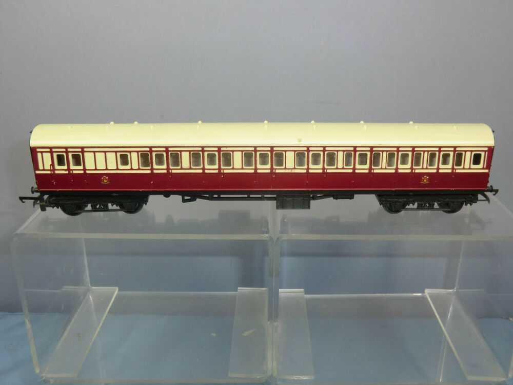 Toys, Hobbies The Cheapest Price Tri-ang Hornby R27 Gwr Ex Caledonian Coach Model Trains
