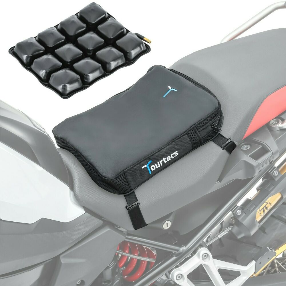Motorcycle Comfort Seat Cushion Tourtecs Air S Deluxe Air Pillow