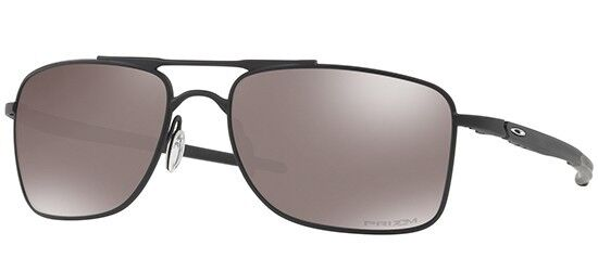 315a3b90c6 OAKLEY 4124 02 GAUGE 8 MATTE BLACK BLACK PRIZM BLACK POLARIZED POLARIZED  SOLE