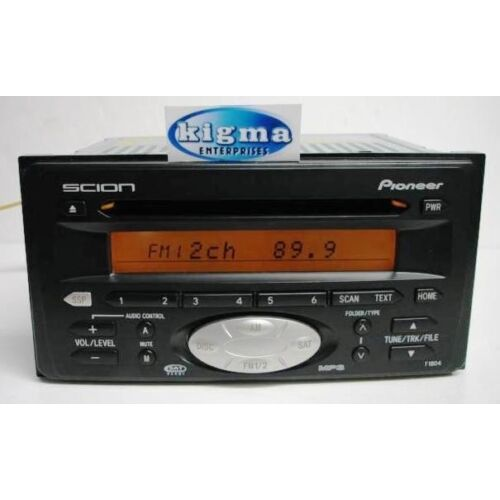 scion-tc-2005-xa-xb-2004-2005-cd-mp3-player-pioneer-t1801-t1804-tested-58353ag