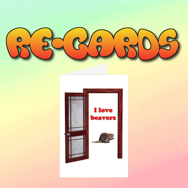 Details about Re-Cards PERSONALIZED ~ COMING OUT OF THE CLOSET GAY Greeting  Card / Funny Adult