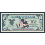 """USA: DISNEYLAND 1994 One """"MICKEY MOUSE"""" Disney $$$$$ - NO LONGER ISSUED!"""