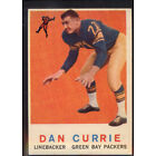 1959 Topps #162 Dan Currie RC - NM *101-515