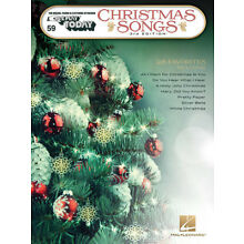 Christmas Songs EZ Play Today Vol 59 Easy Piano Keyboard Music Book NEW