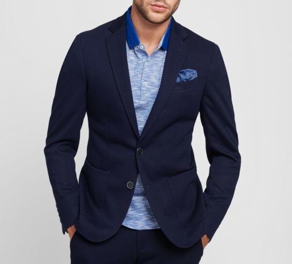 Abito moda in Jersey Digel Active Suit Slim Fit Urban Mood Business e LifeStyle
