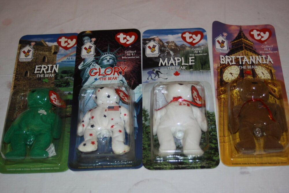 194aedf1eaf Details about McDonalds Ty Beanie Babies
