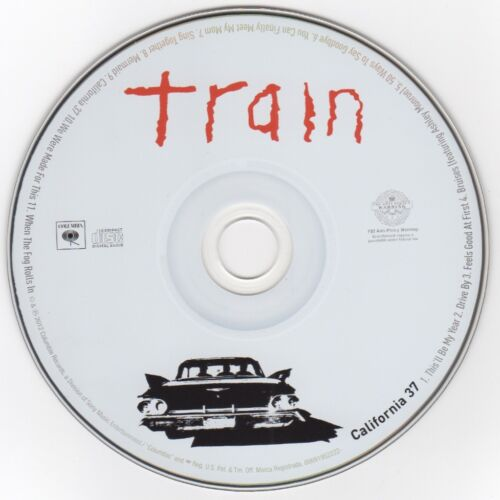 train-california-37-2012-used-cd-in-very-good-cond-all-tracks-verified