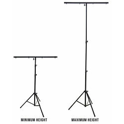 Kyпить Harmony Audio HA-TBARSTAND Pro DJ Lighting Tripod & T-Bar Portable Light Stand на еВаy.соm