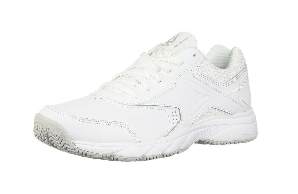 c51367499db172 Details about REEBOK Work N Cushion 3.0 Cross Trainer White Athletic  Sneakers Adult Men Shoes