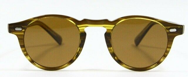 8092d36258e Details about Oliver Peoples Gregory Peck OV5186 Havana Frame Sunglasses  45mm New Authentic