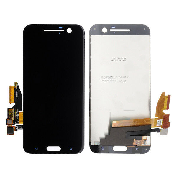 For HTC 10 One M10 LCD Display Touch Screen Digitizer Front Glass Assembly Black