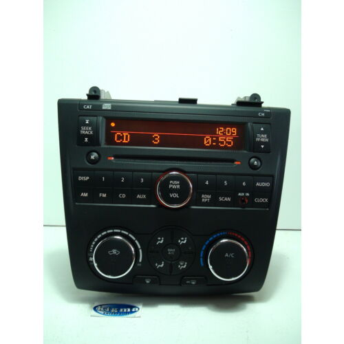 nissan-altima-10-11-12-cd-player-aux-py03g-py08g-wclimate-nonebose-tested