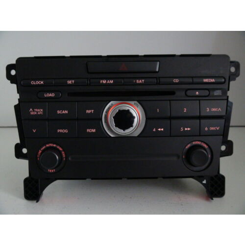 mazda-cx7-07-08-09-single-cd-player-base-sound-14795406-eg2366ar0a-tested