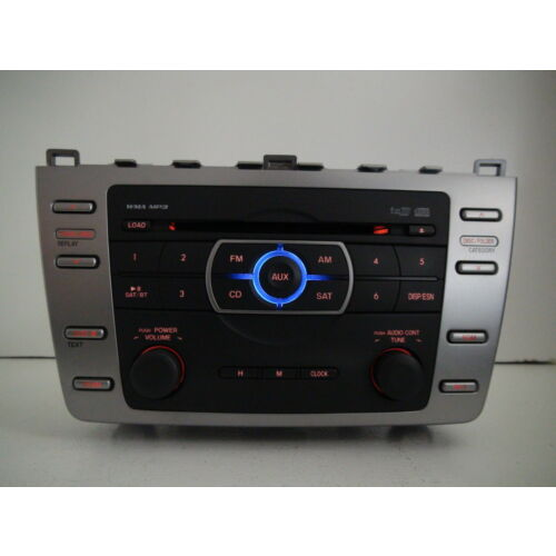 mazda-6-20112013-6disc-cd-mp3-wma-player-sat-radio-6spkr-sys-geg4669rx-tested