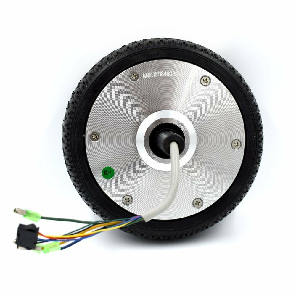 Hoverboard Replacement Part Tire Rim Wheel Motor Scooter