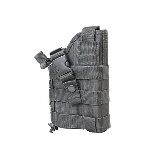 Urban Gray Tactical MOLLE Holster Fits GLOCK 19X 22 23 17 19