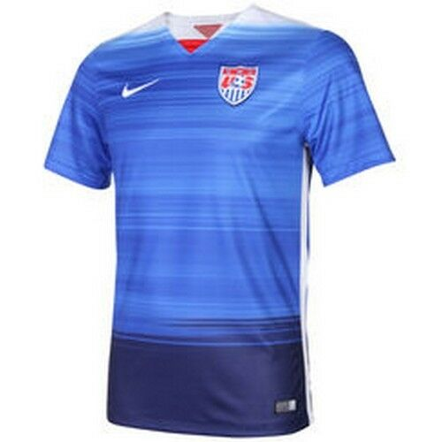 Usa Men National Team Nike Dri Fit Away Jersey Soccer Nwt