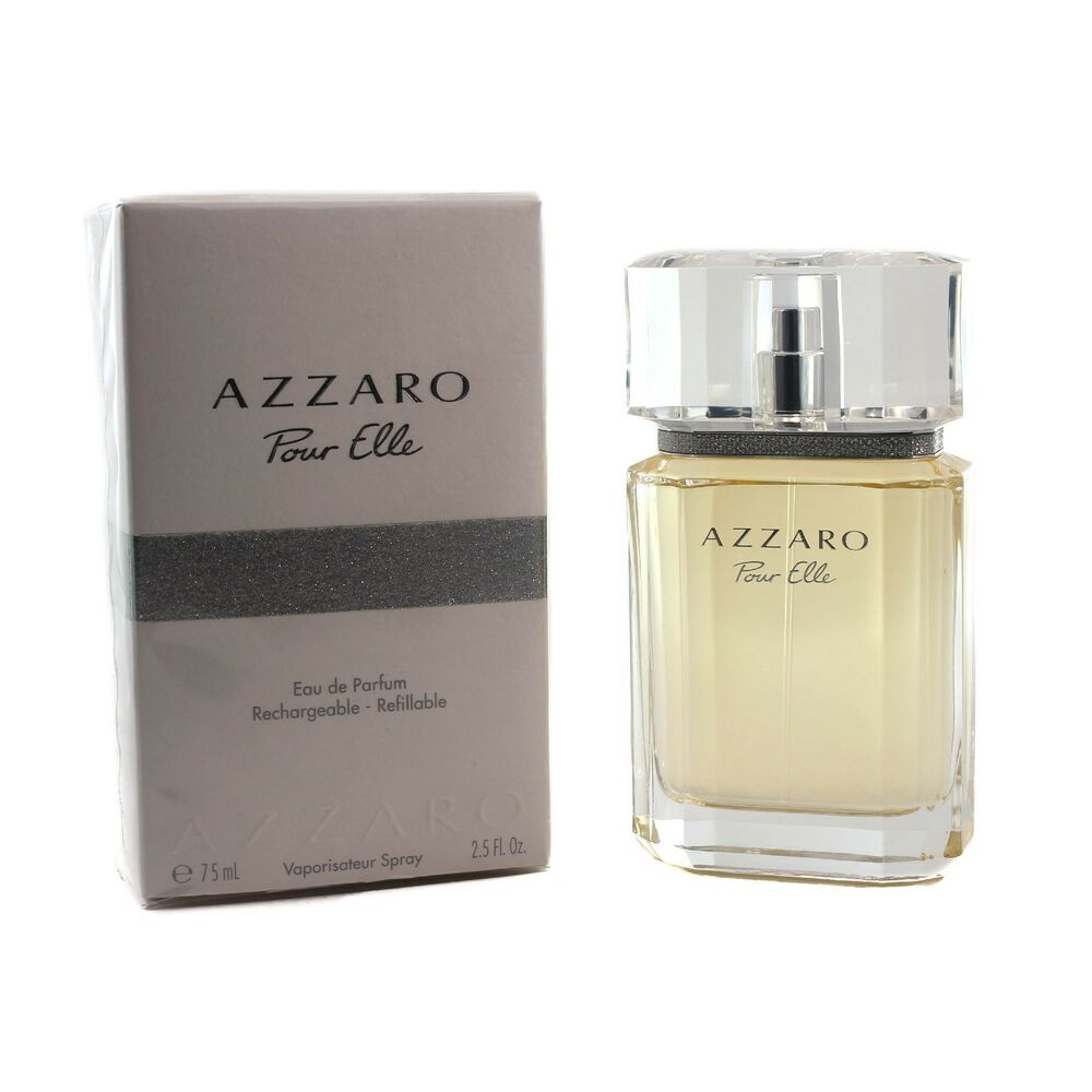 Azzaro Pour Elle By Azzaro 25 Oz75 Ml Eau De Parfum Spray For
