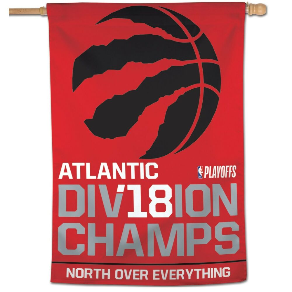 Details about NBA Toronto Raptors 2018 Atlantic Division Champs 28