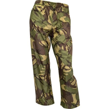 img-Highlander Outdoor Army Military Tempest Camo Rain Trousers 100% Waterproof BDPM