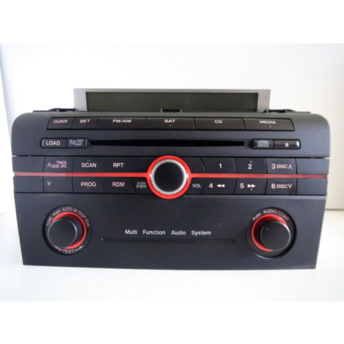 mazda-3-2006-2007-6disc-cd-player-changer-nonebose-regular-sound-tested-59041g