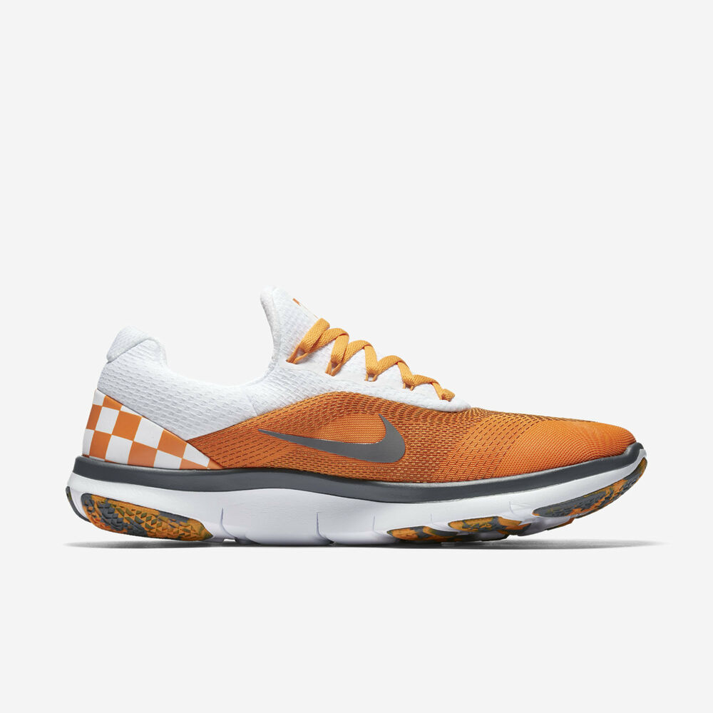 info for ca60c 8e530 Details about NIKE TENNESSEE VOLUNTEERS FREE TRAINER V7 WEEK ZERO SHOES  MENS 14 AA0881 802