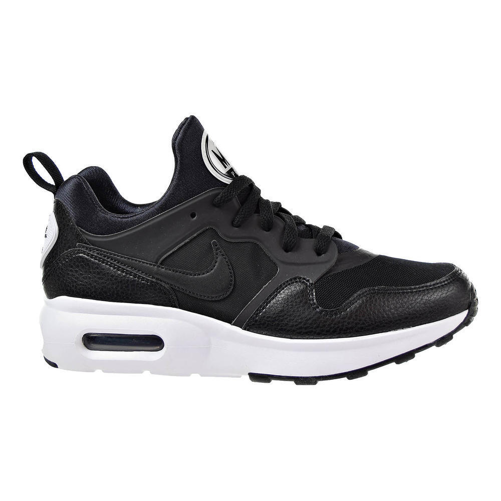 hot sales 60b98 3bede Details about Mens Nike Air Max Prime Running Shoes Black White 876068 001