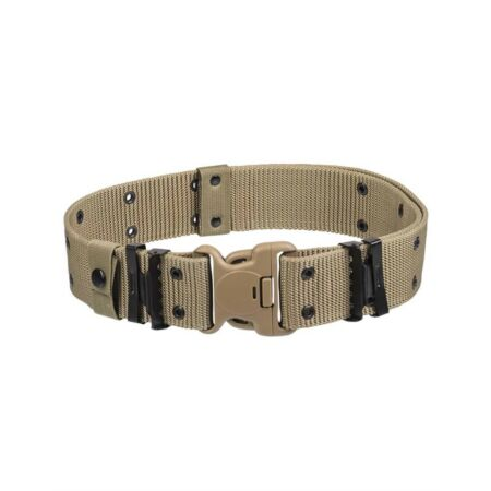 img-US Lochkoppel LC2 m.Duraflex® Schnalle coyote, Camping, Outdoor, Military -NEU-