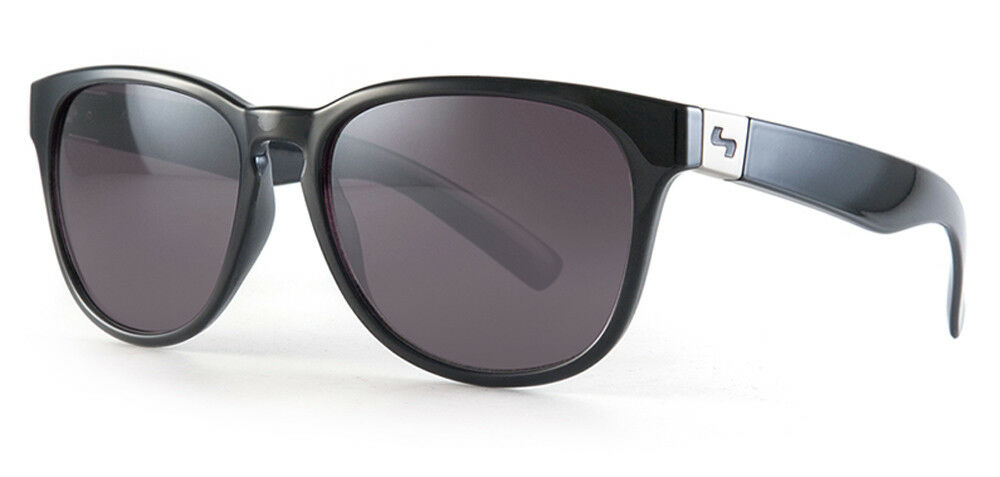 35eb66bb85ac Details about Sundog Fairway TrueBlue Classic Golf Sunglasses Black   Smoke  Lens