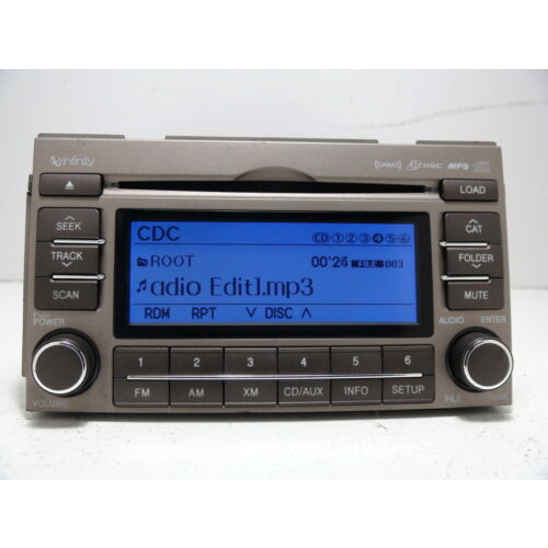 hyundai-azera-2008-2011-6disc-cd-mp3-xm-player-infinity-sound-tested