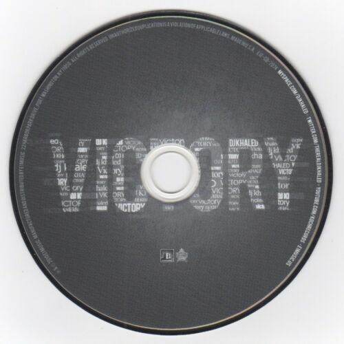 dj-khaled-victory-2010-cd-nice-cond-all-tracks-verified-and-playable
