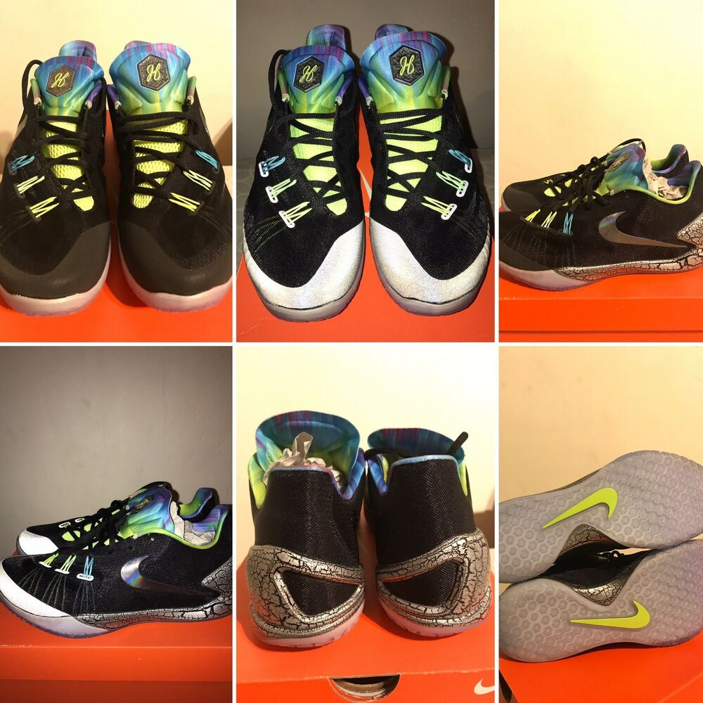 buy popular 6adad 84e9f Details about  RARE LIMITED EDITION  Nike Hyperchase James Harden All-Star    Size 10   10.5 !