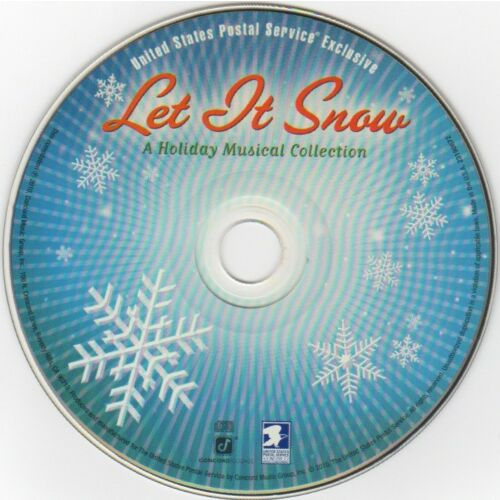 let-it-snowa-holiday-musical-collection-2010-cd-used-very-good-see-sample