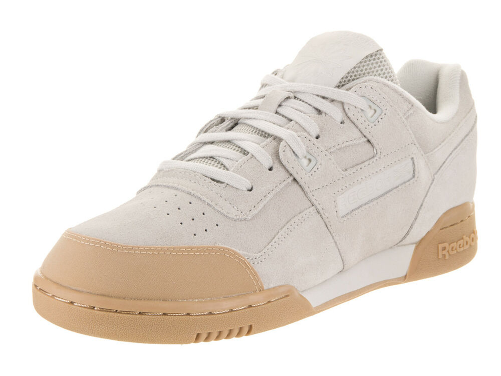 02182ee935f4f Details about Reebok Men s Workout Plus Skk Classic Casual Shoe