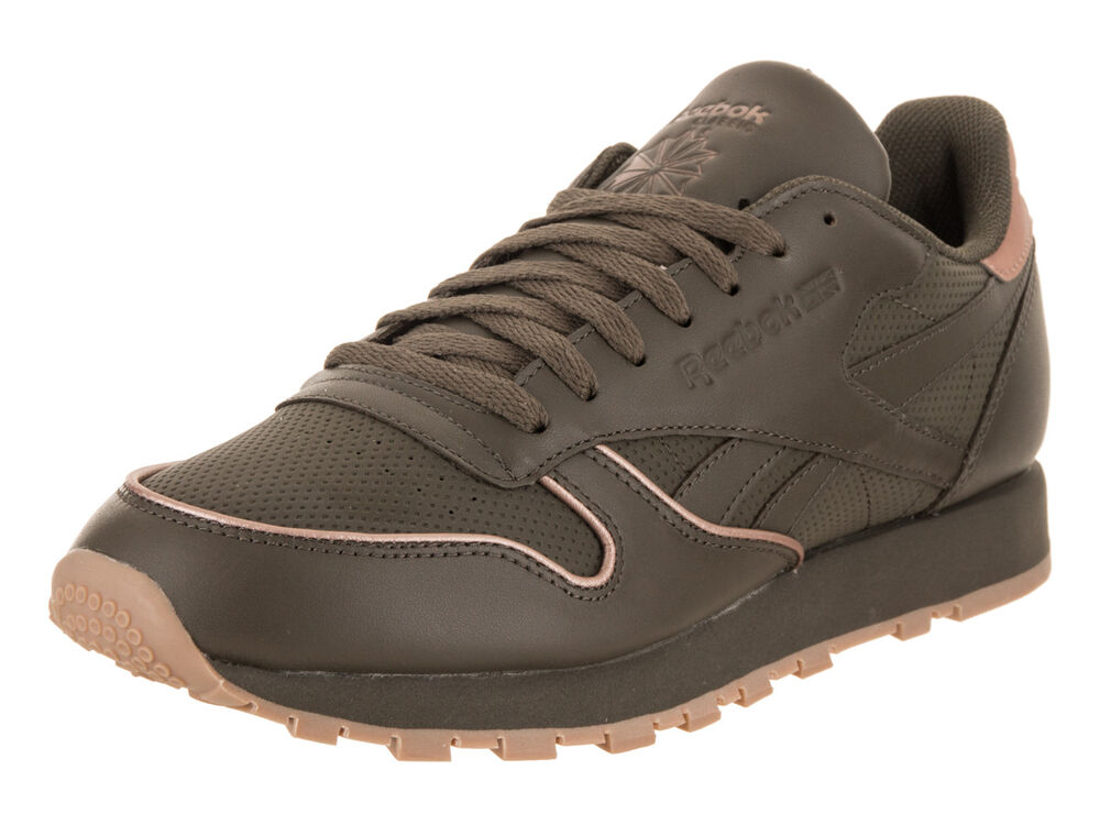 75b18a150b5bcb Details about Reebok Men s Classic Leather Rm Casual Shoe