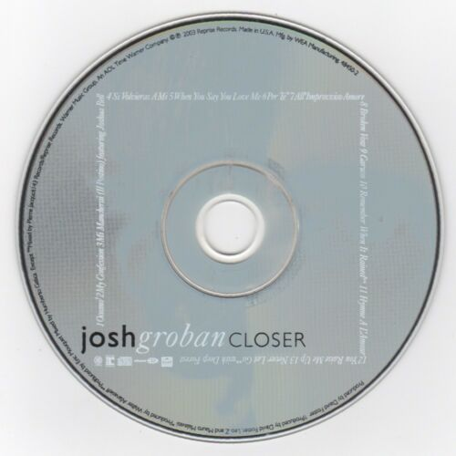 josh-groban-closer-2003-cd-in-vgood-cond-wcase-all-tracks-verified