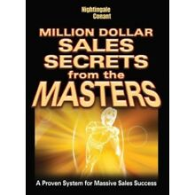 Million Dollar Sales Secrets From The Masters 24 Cd Audio Set Brian Tracy