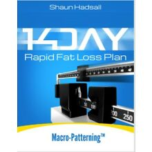 Fit 4 Life Shaun Hadsall 3A 14 Day Rapid Fat Loss Plan Book (PDF)
