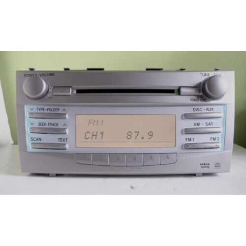 toyota-camry-2010-2011-cd-mp3-wma-player-radio-11846-reg-sound-see-test-video