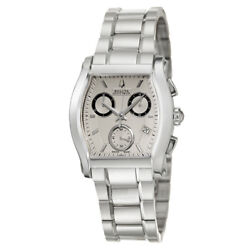 Accutron by Bulova 63B143 Stratford Stainless Steel Chronograph Men's Watch $750