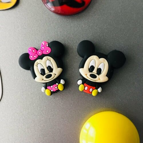 magnet sticker silicone  cartoon characters animal  home and kitchen decoration