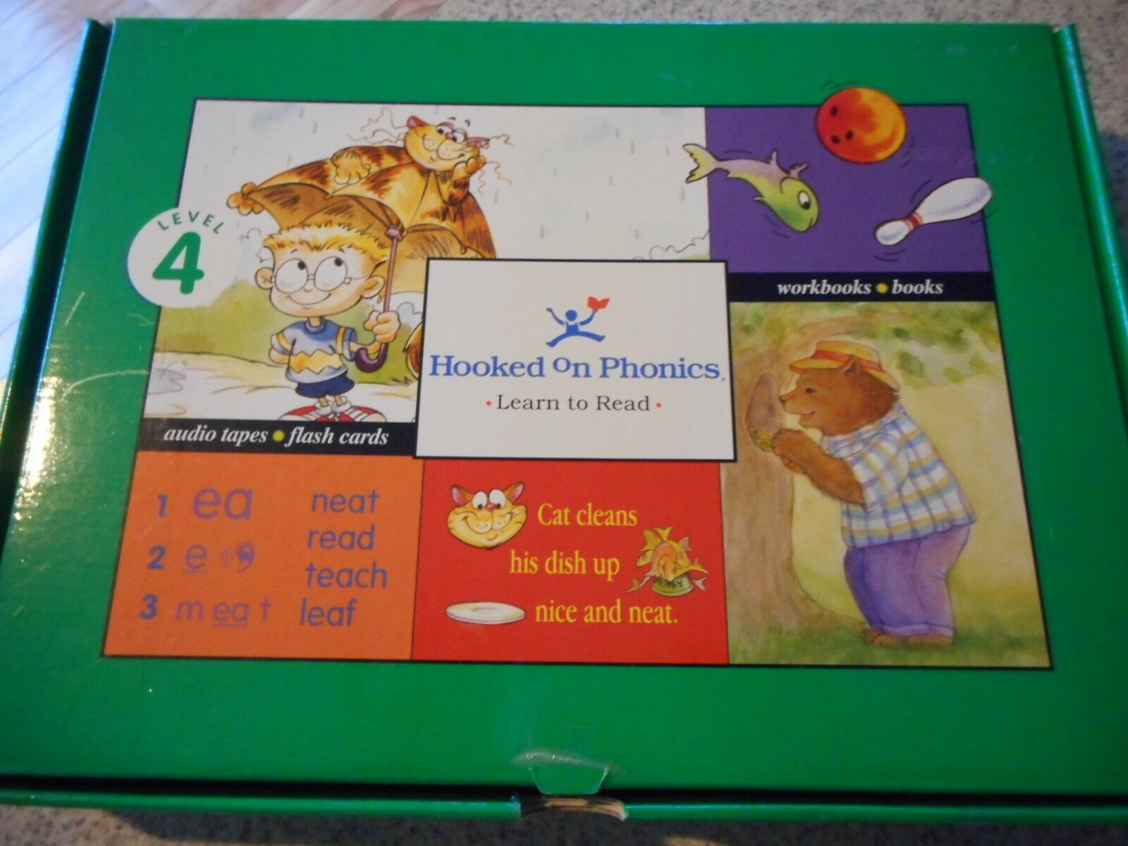 UPC 713794124004 - Hooked on Phonics (HOP) - Learn to Read