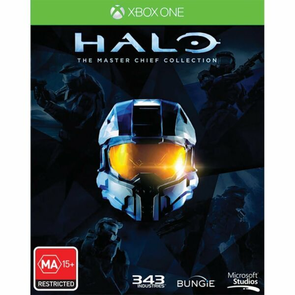 Halo The Master Chief Collection - Xbox One - Brand New Sealed