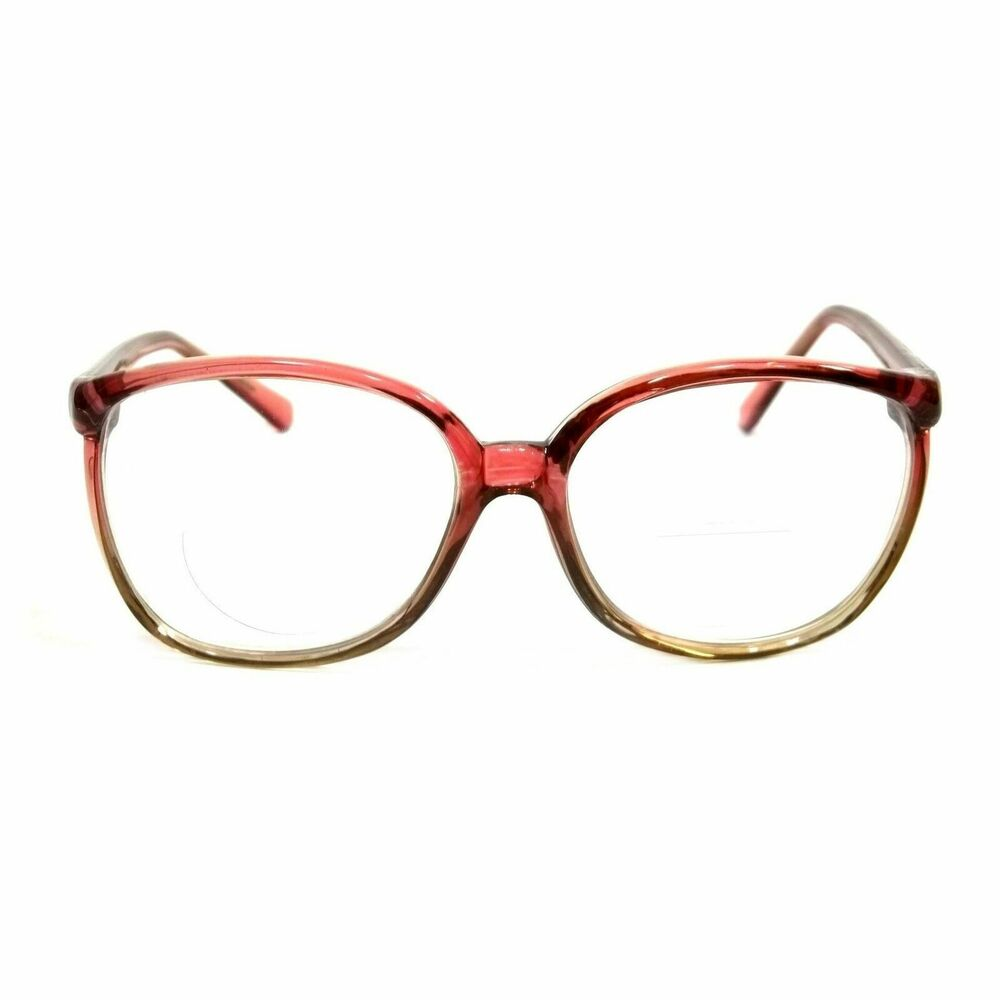 eec6c34aa1f9 Details about NWT Women Bifocal Reading Glasses Retro Lovable Style Large  Frame Readers