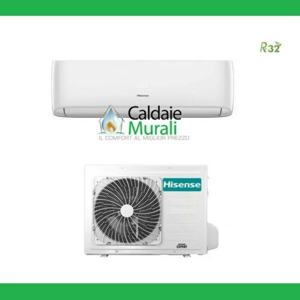 CLIMATISATION HISENSE CONVERTISSEUR EASY SMART 18000 btu CA50BT01G