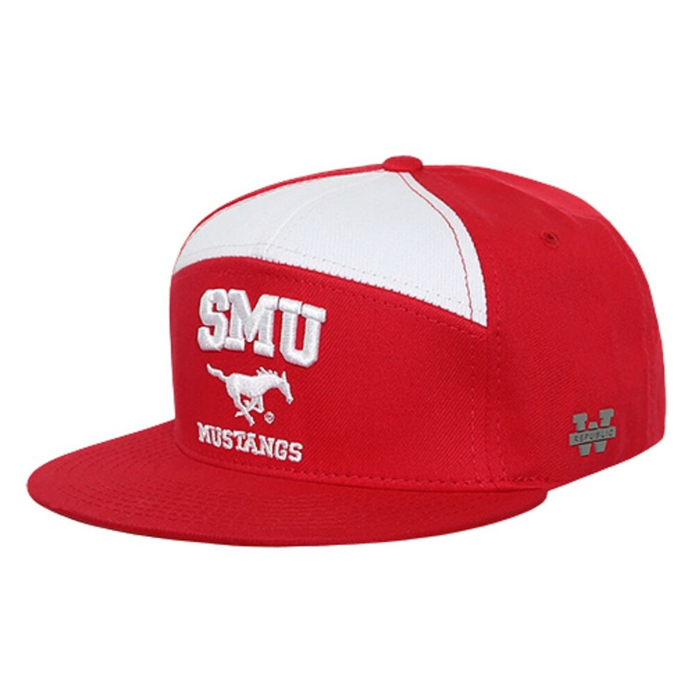 size 40 52122 61843 ... italy details about southern methodist university mustangs smu flat  bill snapback baseball cap hat 90248 b6463